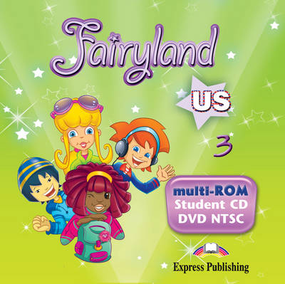 Fairyland US: MULTI-ROM 2 (Class CD/DVD NTSC) US Level 3 (DVD)