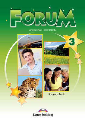 Forum: Student's Book (INTERNATIONAL) Level 3 (Paperback)