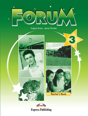 Forum: Teacher's Book (International) Level 3 (Paperback)