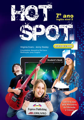 Hot Spot 7ano: Student's Book (PORTUGAL) (Paperback)