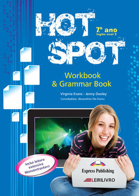 Hot Spot 7ano: Workbook (PORTUGAL) (Paperback)