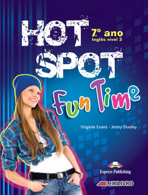 Hot Spot 7ano: FUNTIME (PORTUGAL) (Paperback)