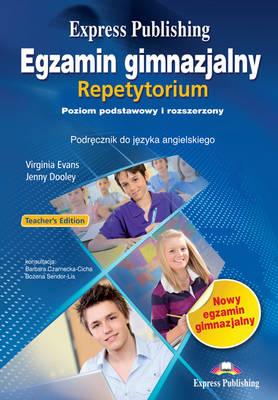 Express Publishing Egzamin Gimnazjalny Repetytorum: Teacher's Edition (POLAND) (Paperback)