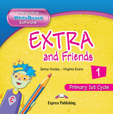 Extra & Friends: IWB (CD-ROM) (SPAIN) Level 1 (CD-ROM)