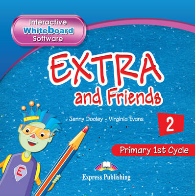 Extra & Friends: IWB (CD-ROM) (SPAIN) Level 2 (CD-ROM)