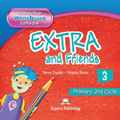 Extra & Friends: IWB (CD-ROM) (SPAIN) Level 3 (CD-ROM)