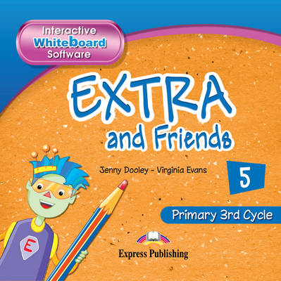 Extra & Friends: IWB (CD-ROM) (SPAIN) Level 5 (CD-ROM)