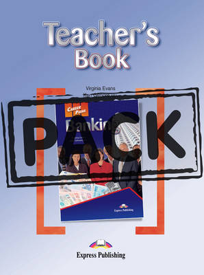 Career Paths Banking: Teacher's Pack 1 (International)
