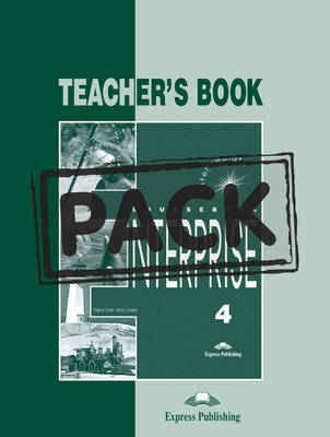 Enterprise: Teacher's Pack (Italy) Level 4