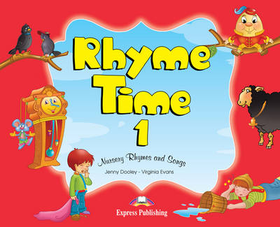 Rhyme Time: Student Book (US) Level 1 (Paperback)