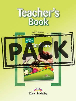 Career Paths - Agriculture: Teacher's Pack 2 (International)