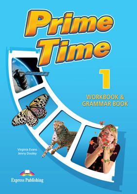 Prime Time: Workbook (TURKEY) Level 1 (Paperback)