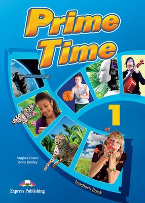 Prime Time: Teacher's Book (Turkey) Level 1 (Paperback)