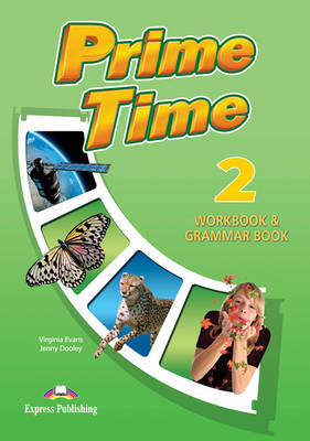 Prime Time: Workbook (TURKEY) Level 2 (Paperback)