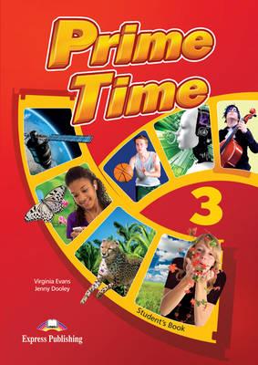 Prime Time: Student's Book (TURKEY) Level 3 (Paperback)