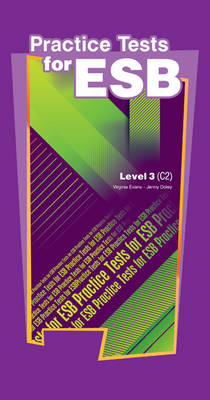 Practice Tests for ESB (C2): Class CDs (set of 3) (International) Level 3 (CD-Audio)