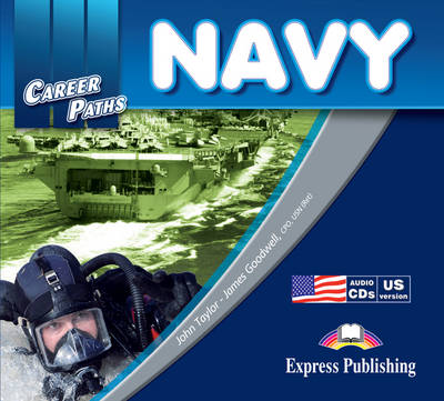 Career Paths - Navy: Class CDs - US Version (set of 2) (International) (CD-Audio)