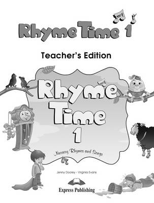Rhyme Time: Teacher's Book (US) Level 1 (Paperback)