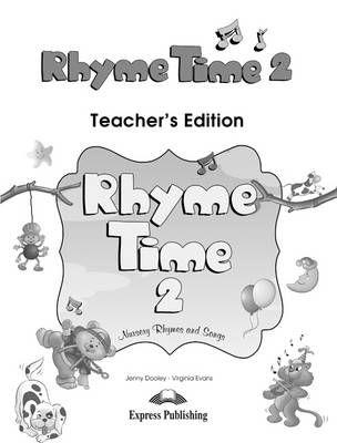 Rhyme Time: Teacher's Book (US) Level 2 (Paperback)