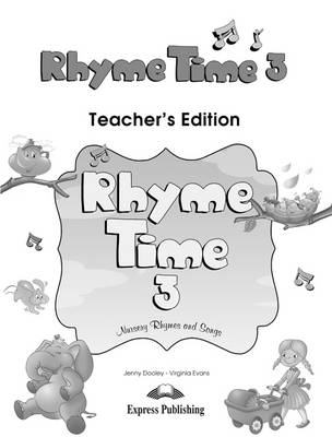 Rhyme Time: Teacher's Book (US) Level 3 (Paperback)