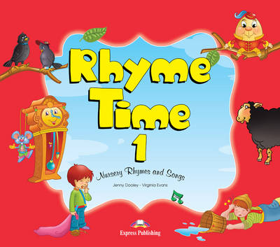 Rhyme Time: Big Story Book (US) Level 1 (Paperback)