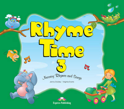 Rhyme Time: Big Story Book (US) Level 3 (Paperback)