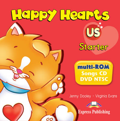 Happy Hearts US Starter: MULTI-ROM 1 (SONG CD/DVD NTSC) US (DVD)