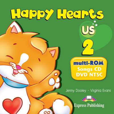 Happy Hearts US: MULTI-ROM 1 (SONG CD/DVD NTSC) US Level 2 (DVD)