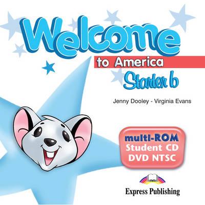 Welcome to America Starter B: MULTI-ROM (Student CD/DVD NTSC) US (DVD)