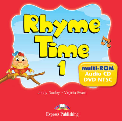 Rhyme Time: MULTI-ROM (AUDIO CD/DVD NTSC) (US) Level 1 (DVD)