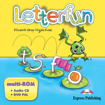 Letterfun: MULTI-ROM 1 (AUDIO CD/DVD NTSC) (INTERNATIONAL) (DVD)