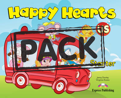 Happy Hearts Starter: Student's Pack (US)