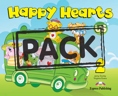 Happy Hearts: Student's Pack (US) Level 2