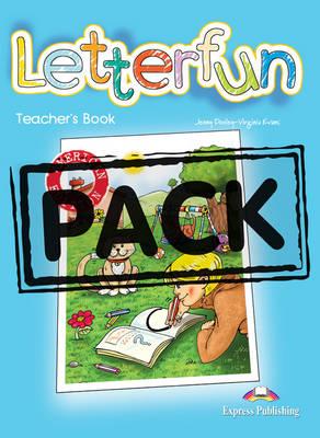 Letterfun: Teacher's Pack (US)