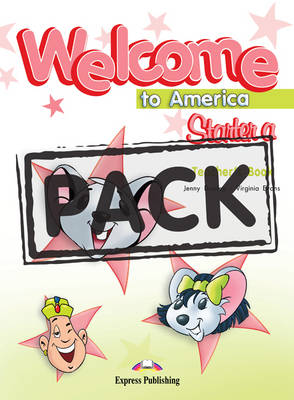 Welcome to America Starter a: Teacher's Pack (US)