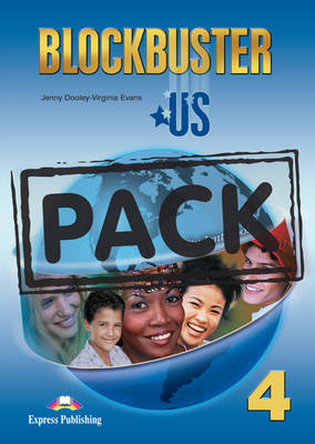 Blockbuster: Student's Pack (US) Level 4
