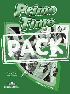 Prime Time 2: Teacher's Pack (US)