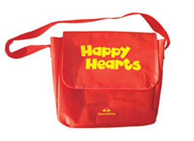 Happy Hearts Starter US: Teacher's Bag (RED)