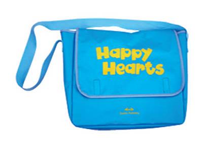 Happy Hearts 1 US: Teacher's Bag (BLUE)