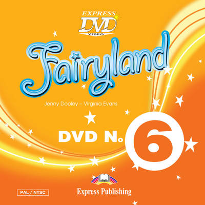 Fairyland: DVD PAL/NTSC (INTERNATIONAL) Level 6 (DVD)
