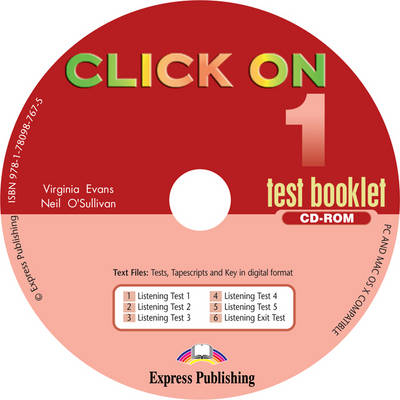 Click On 1: Tests CD-ROM (International) (CD-ROM)