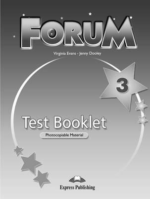 Forum 3: Test Booklet (International) (Paperback)