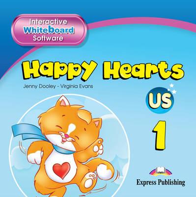 Happy Hearts 1 US: Interactive Whiteboard Software (CD-ROM) (US) (CD-ROM)