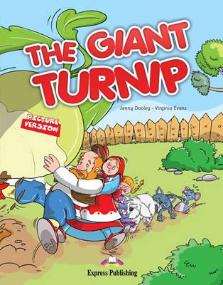 The Giant Turnip: Story Book (International) (Paperback)