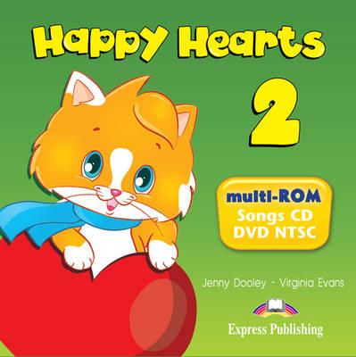 Happy Hearts 2: MULTI-ROM 2 (SONG CD/DVD NTSC) INTERNATIONAL (DVD)