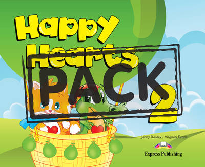 Happy Hearts 2: Pupil's Pack 8 (INTERNATIONAL)