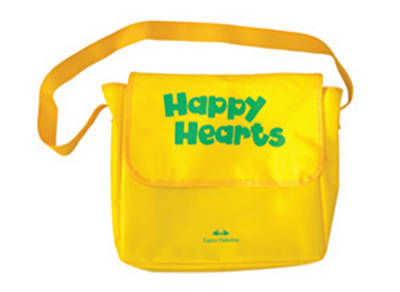 Happy Hearts 2: Teacher's Bag 2 (yellow) (INTERNATIONAL)