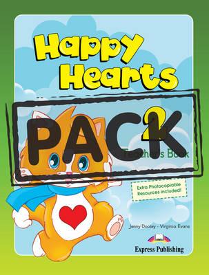 Happy Hearts 2: Teacher's Mini Pack (INTERNATIONAL)
