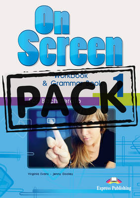 On Screen 1 Bachillerato: Workbook Pack (SPAIN)
