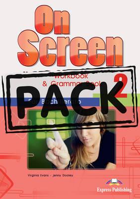On Screen 2 Bachillerato: Workbook Pack (SPAIN)
